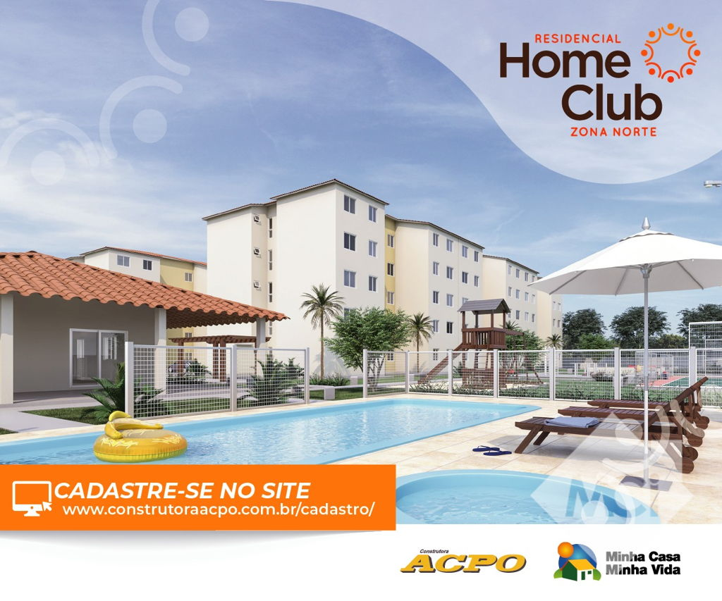 Residencial Home Club Zona Norte