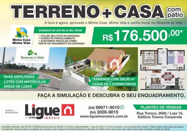 Casas - Caxias do Sul