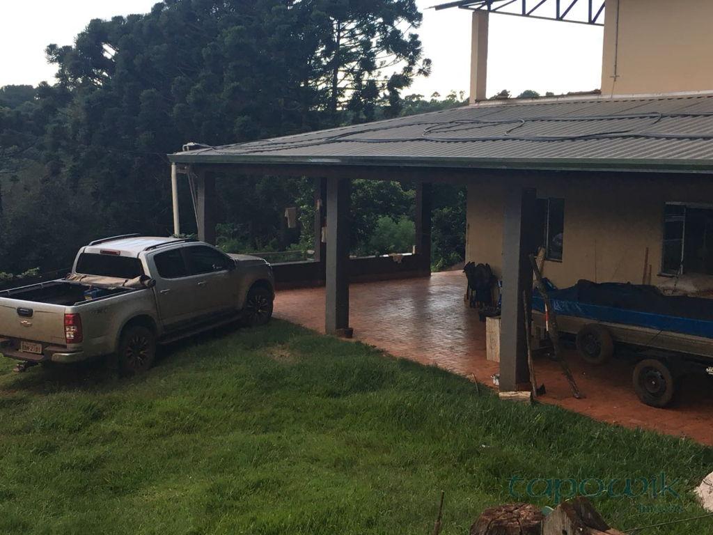 Área Rural de Campo Mourão