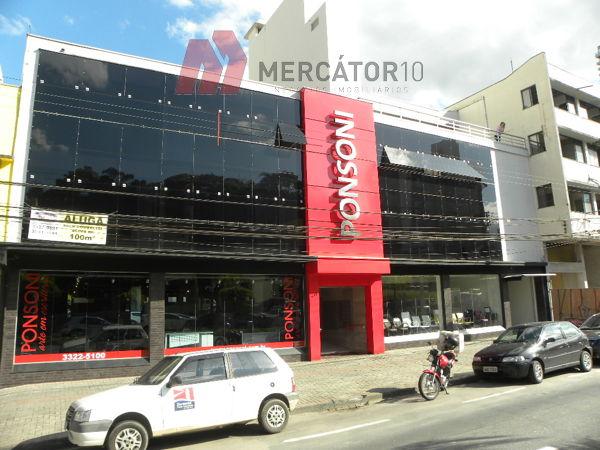 Edifício Comercial Ponsoni