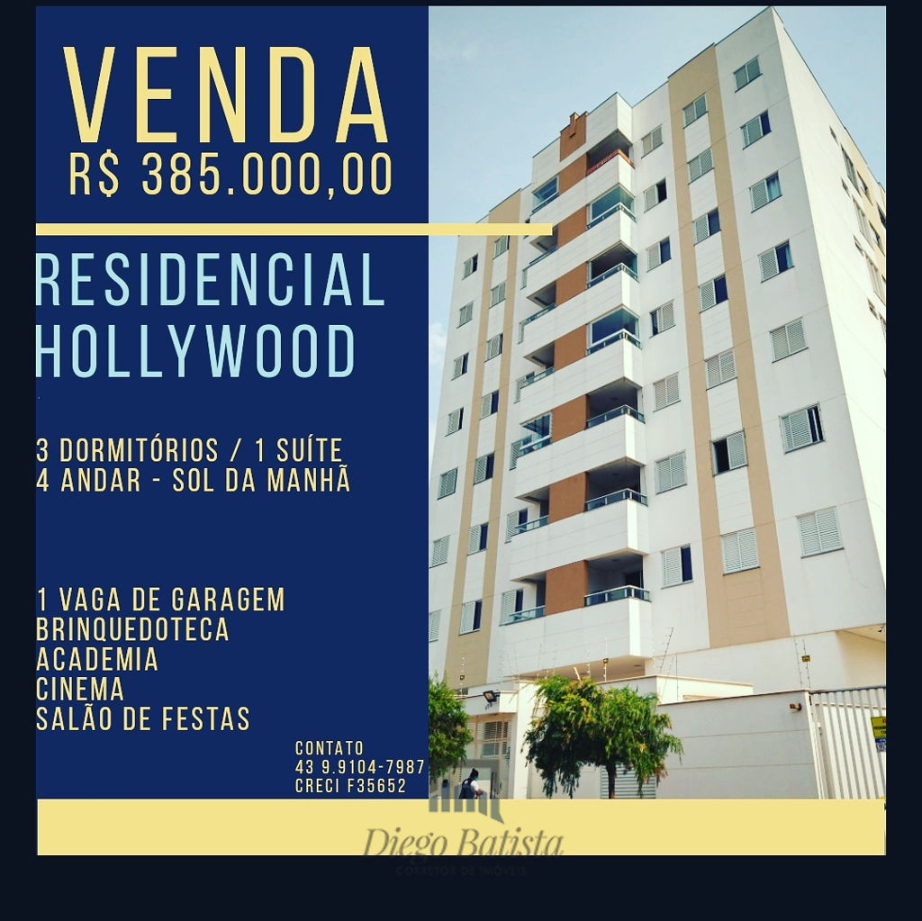 Residencial Hollywood