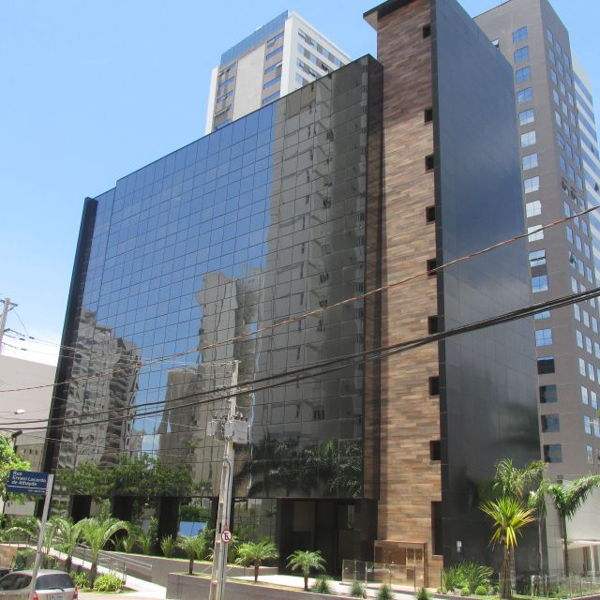 Centro Empresarial Genéve